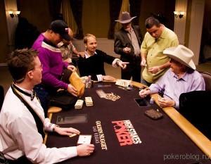 Звёзды покера