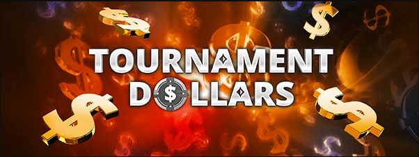 Party Poker Tournament Dollars.